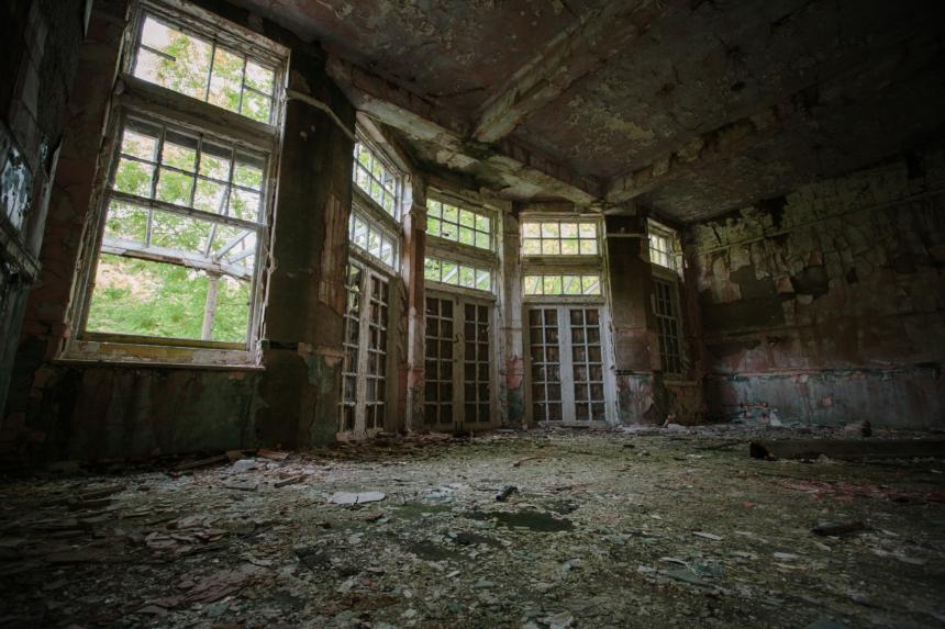 Severalls Asylum (annex)